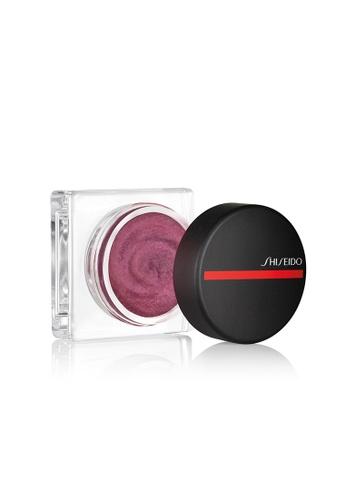 Shiseido pink Shiseido Makeup Minimalist WhippedPowder Blush,05 Ayao E4CD2BE00A6348GS_1