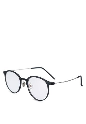 Medium Rare Store black Oma Glasses 5060CGLC97C64AGS_1