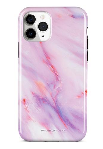 Polar Polar pink Cotton Candy Dual-Layer Tough Case Glossy For iPhone 11 Pro E96ABAC31A136CGS_1