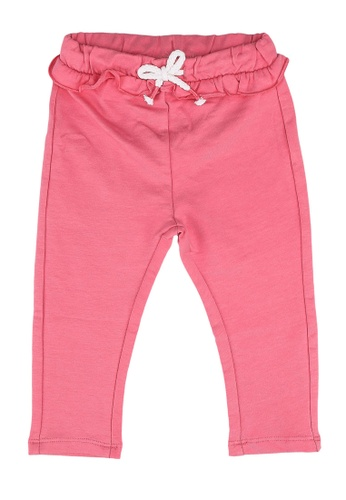 OVS pink Frill Treggings 7CCEAKABEA1666GS_1