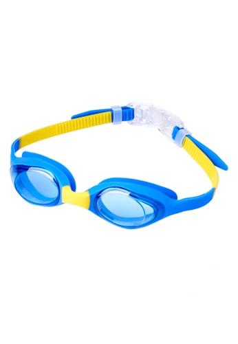 CRAZYBADMAN blue Kids Swimming Goggles B8692KC25456E1GS_1