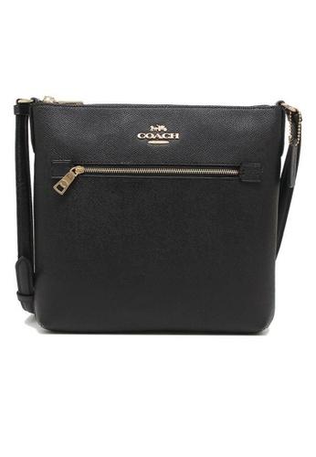 Coach black Coach Rowan File Bag Black C1556 64C70AC4CC4BCAGS_1