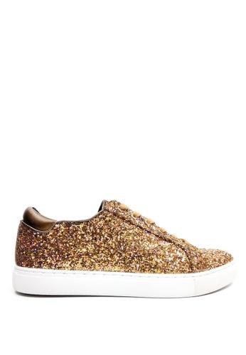 Kenneth Cole New York gold KAM TECHNI-COLE - Fashion Sneaker EB84CSHE44E804GS_1