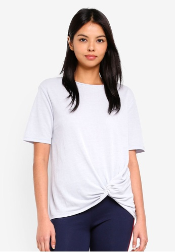 ESPRIT multi Short Sleeve Knot Top 3FA23AABA04CA0GS_1
