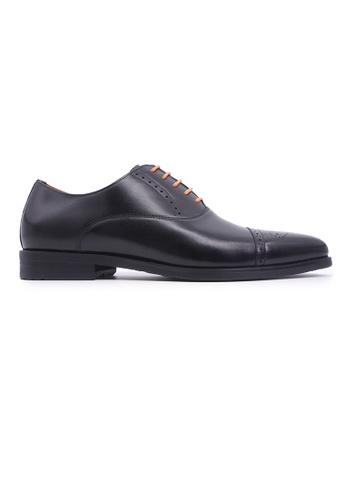 Simon Carter black Simon Carter Lace-up Oxford - Black F22E4SH376D428GS_1