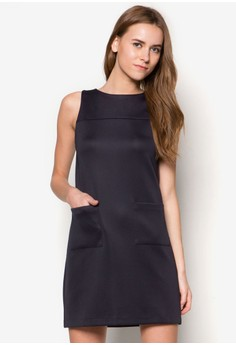 Collection Pocket Shift Dress