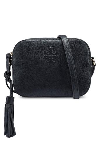 TORY BURCH black Thea Camera Bag (NT) AE1F8AC7867B7EGS_1