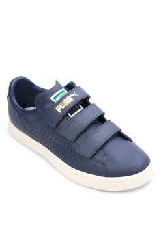 Court Star Velcro Sneakers