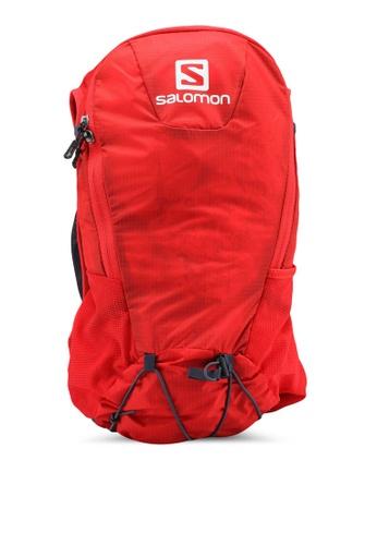 Salomon red Skin Pro 10 Set Backpack F8062ACE653F55GS_1