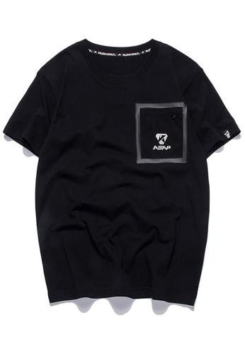HAPPY FRIDAYS Oversize  Pocket Short T-shirt RS1215 B7FA3AA9351D9AGS_1