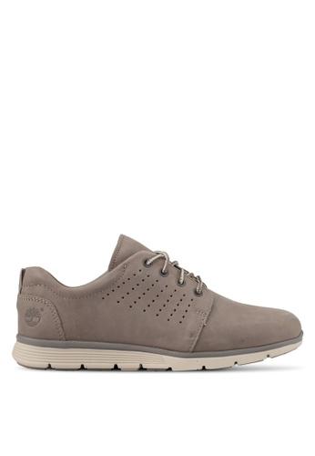 Timberland grey Killington Leather Oxford Shoes TI063SH0SBA2MY_1