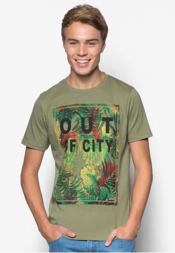 esprit門市圖文設計TEE, 服飾, 印圖T恤