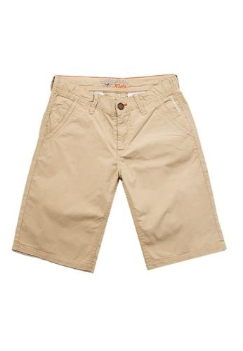 Cardinal Kids brown Bermuda Pants 54D78KAAA5CEBDGS_1