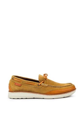 Navara brown Videl Brown Loafers 0C918SH8701E54GS_1