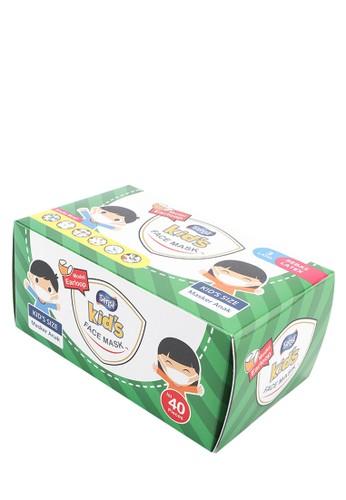 Sensi multi Kid'S Mask Earloop Isi 40 96B80ES4828A66GS_1