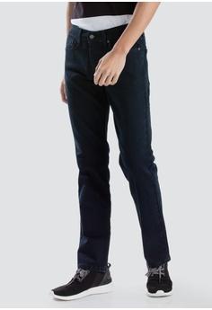 675a84e9925 Levi's blue Levi's 511™ Slim Fit Advanced Stretch Jeans 859ECAA5C420C8GS_1