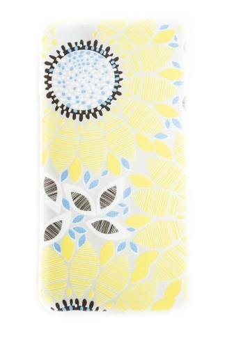 Fancy Cellphone Cases multi Sunflower Soft Transparent Case for iPhone 6plus/6splus                            FA644AC60INZPH_1
