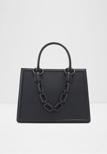 ALDO black Galoassi Tote Bag 71665ACBF21486GS_1
