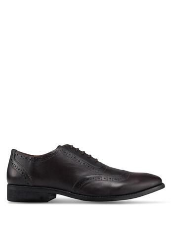Carlton London brown Lace Up Dress Shoes EBFE3SH88531E4GS_1