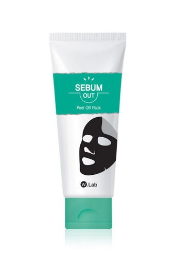 W.Lab Sebum Out Peel Off Pack WL257BE79CHCSG_1