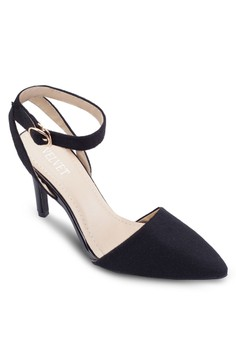 Eva Pointed Front Heels