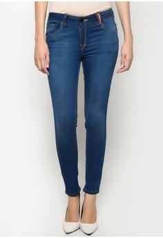 Licks Low Rise Reversible Legging Jeans