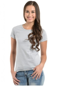 Newyork Army Ladies Roundneck Slim fit T-shirt