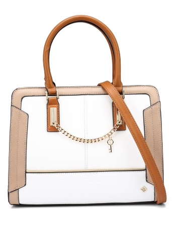 Call It Spring white Gwieria Top-Handle Bag A4431ACFB71220GS_1