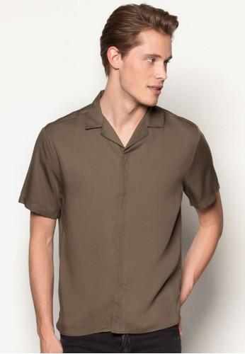 Revere 短袖襯衫, 服飾,esprit holdings 襯衫
