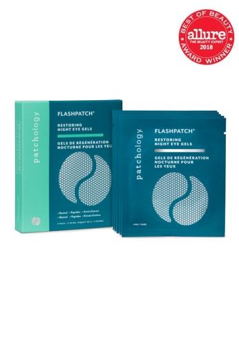 Patchology Patchology FlashPatch Restoring Night Eye Gels Box - 5 Pairs 495BDBE9ABE46EGS_1