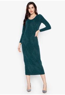 40617877bdfbb Mariz Longsleeve Long Gown C2A87AAE8442F1GS 1