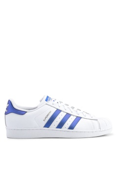 quality design e3367 6b1a9 adidas white adidas originals superstar sneakers EE7BASH90F4C74GS1