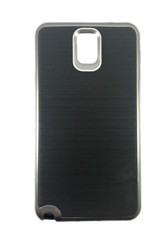 Slim Neo Hybrid Brushed Soft Silicon TPU Case for Samsung Galaxy Note 4