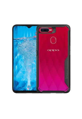 Shop MobileHub iPaky Tech Gear Case For Oppo F9 Online on ZALORA Philippines