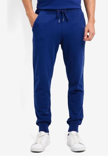 Calvin Klein blue Horos Slim Jogger Pant - Calvin Klein Jeans A9F98AAFBEDCA6GS_1