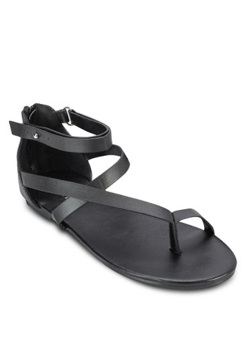 Sonia Stresprit 中文appy Sandals, 女鞋, 鞋