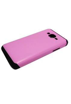 Sleek Shockproof Case for Samsung Grand Prime (Pink)