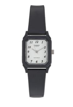 Casio 女性跳字行針手錶
