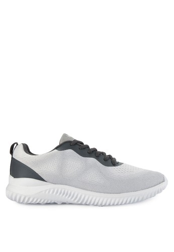 Homyped white and multi Raptor Sepatu Pria 099B0SH9400E1AGS_1