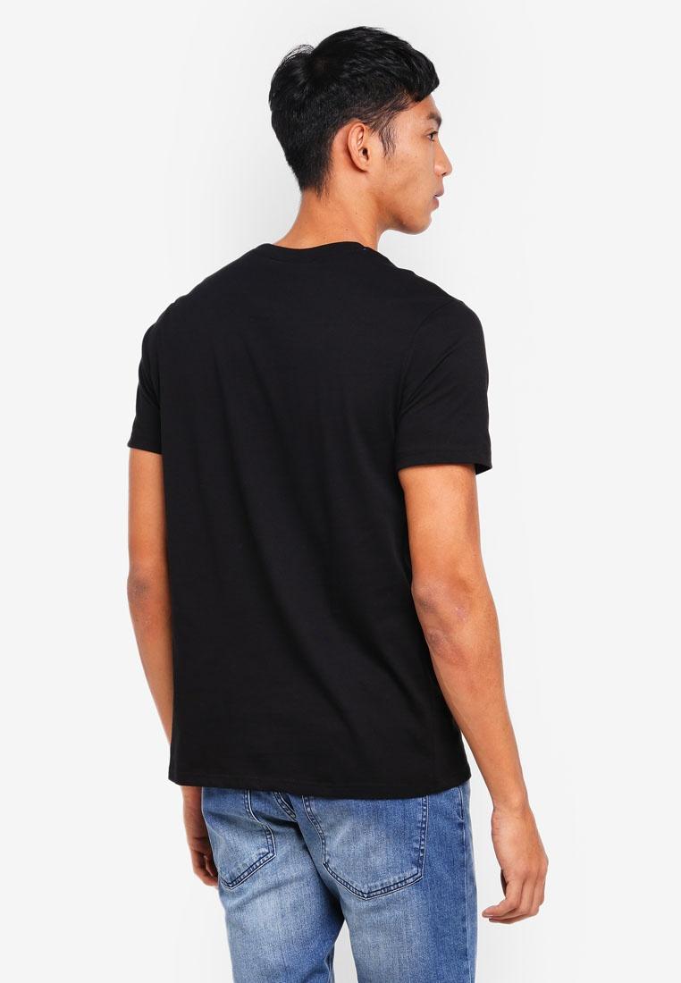 T Burton Black London Shirt Uk Menswear Cancer Black Prostate qTvPgf