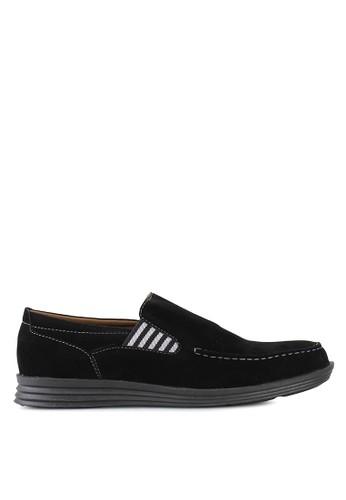 Dr. Kevin black Slip Ons & Espadrilles Shoes 13232 DR982SH49VCGID_1