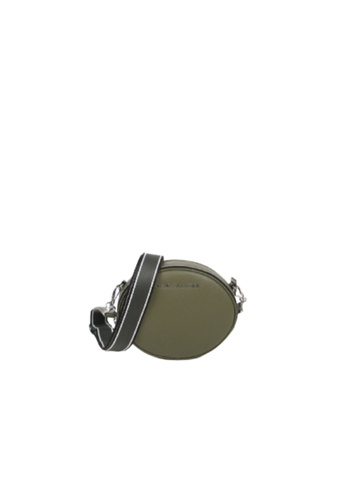 Marc Jacobs green Marc Jacobs Rewind Oval M0016411 Crossbody Bag In Caper C5A5DAC38246F1GS_1