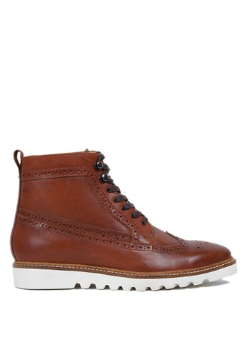 Ftale Footwear brown Ftale - Integra Patina Cuoio 121EBSH1268914GS_1