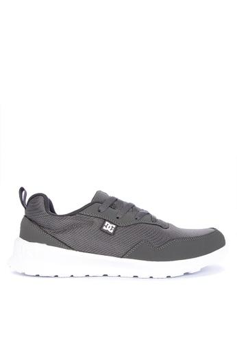 DC grey Hartferd Sneakers 5F56ESH984987CGS_1