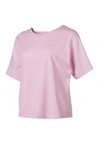 PUMA pink PUMA Twist it Tee 227F7AABC54EF5GS_1