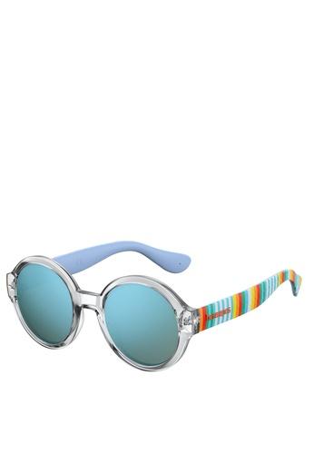 Havaianas blue Floripa/M Sunglasses D4910GLC29C280GS_1