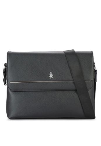 暗紋矩形郵差包, 包,esprit服飾 包