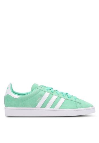 adidas green adidas originals campus AD372SH0SBIGMY_1