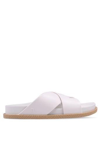 Melissa 白色 Melissa Energy Ad 涼鞋 DD48FSH8917E1FGS_1