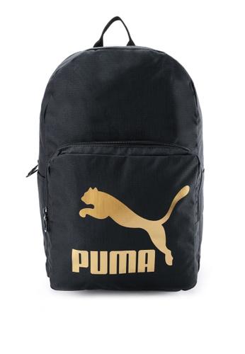 PUMA black Originals Backpack C80F3ACE9609DFGS_1